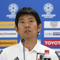 Samurai Blue boss Hajime Moriyasu urges team to give best effort in Asian Cup final