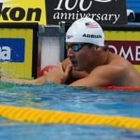 Olympic champ Nathan Adrian targets Tokyo 2020 despite cancer diagnosis