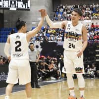 Toyama's Yuto Otsuka earns All-Star Game MVP honors as B. White outguns B. Black