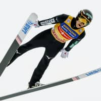 Ski jumper Ryoyu Kobayashi extends winning streak to four on World Cup circuit