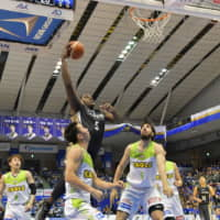 SeaHorses hold off Levanga down the stretch