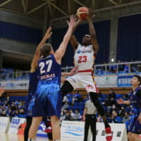 Hachioji ends 20-game losing streak behind Cleanthony Early's 42-point performance