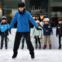 Takahiko Kozuka aiming to enrich skating