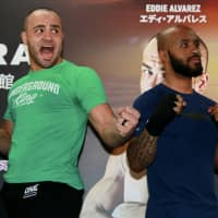 ONE Championship's focus on fighting helped attract Eddie Alvarez, Demetrious Johnson