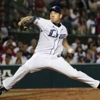 Yusei Kikuchi went 14-4 for the Seibu Lions in 2018. | KYODO