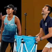 Shy, maturing Naomi Osaka determined to stay focused during Australian Open