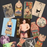 Sumo 101: Trading cards