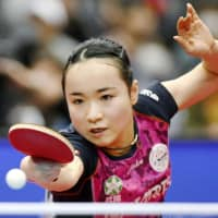 Mima Ito completes second triple crown at national championships