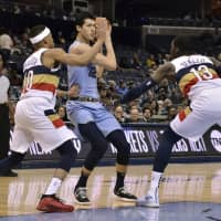 Rookie Yuta Watanabe displays potential while playing major minutes in NBA G League