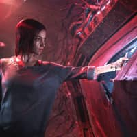 Fingers crossed: 'Alita: Battle Angel' gives hope to anime fans who are wary of Hollywood's plans to adapt the smash hit 'Your Name.' | © 2018 Twentieth Century Fox Film Corporation. All Rights Reserved.