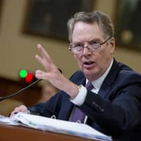 Robert Lighthizer says trade talks with Japan likely to start in March