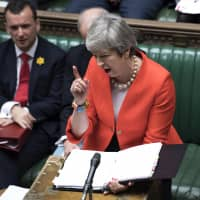 After months of setbacks, Theresa May's Brexit deal starts to fall into place