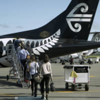 An Air New Zealand jet to Shanghai being forced to turn around earlier this month was the first of a string of incidents that are fueling concerns China may be turning a cold shoulder toward New Zealand, after it barred Huawei Technologies Co. from its next-generation wireless networks. | AP