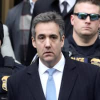 Trump ex-lawyer Michael Cohen to testify in public hearing: attorney