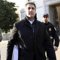 Ex-Trump lawyer Michael Cohen gave prosecutors information on Trump family business, report says