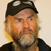 British explorer Ranulph Fiennes listens during a news conference in a hote, after his arrival at Heathrow Airport in London in 2013. The 68-year-old was forced to pull out of an expedition across Antarctica during winter due to frostbite. | REUTERS