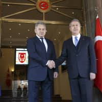 Russia and Turkey agree on decisive action in Syria's Idlib, news agency RIA reports