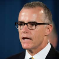 'Crime may have been committed' by Trump, fired deputy FBI chief Andrew McCabe says