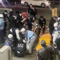 Man arrested over stabbing of two, said to be former colleagues, near Korakuen Station