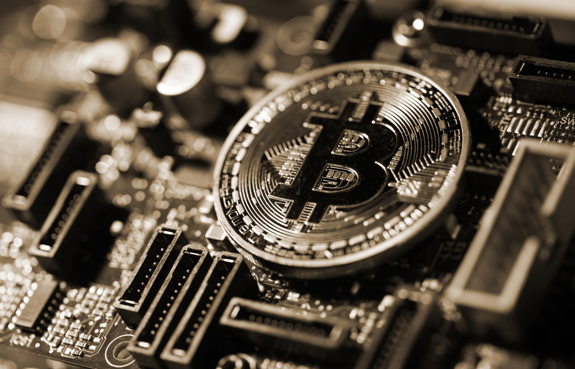 Suspected cases of money laundering linked to cryptocurrenciesin 2018 jumped tenfold from a year before, NPA figures show. | BLOOMBERG