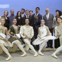 Three Japanese win prizes at Lausanne ballet competition in Switzerland