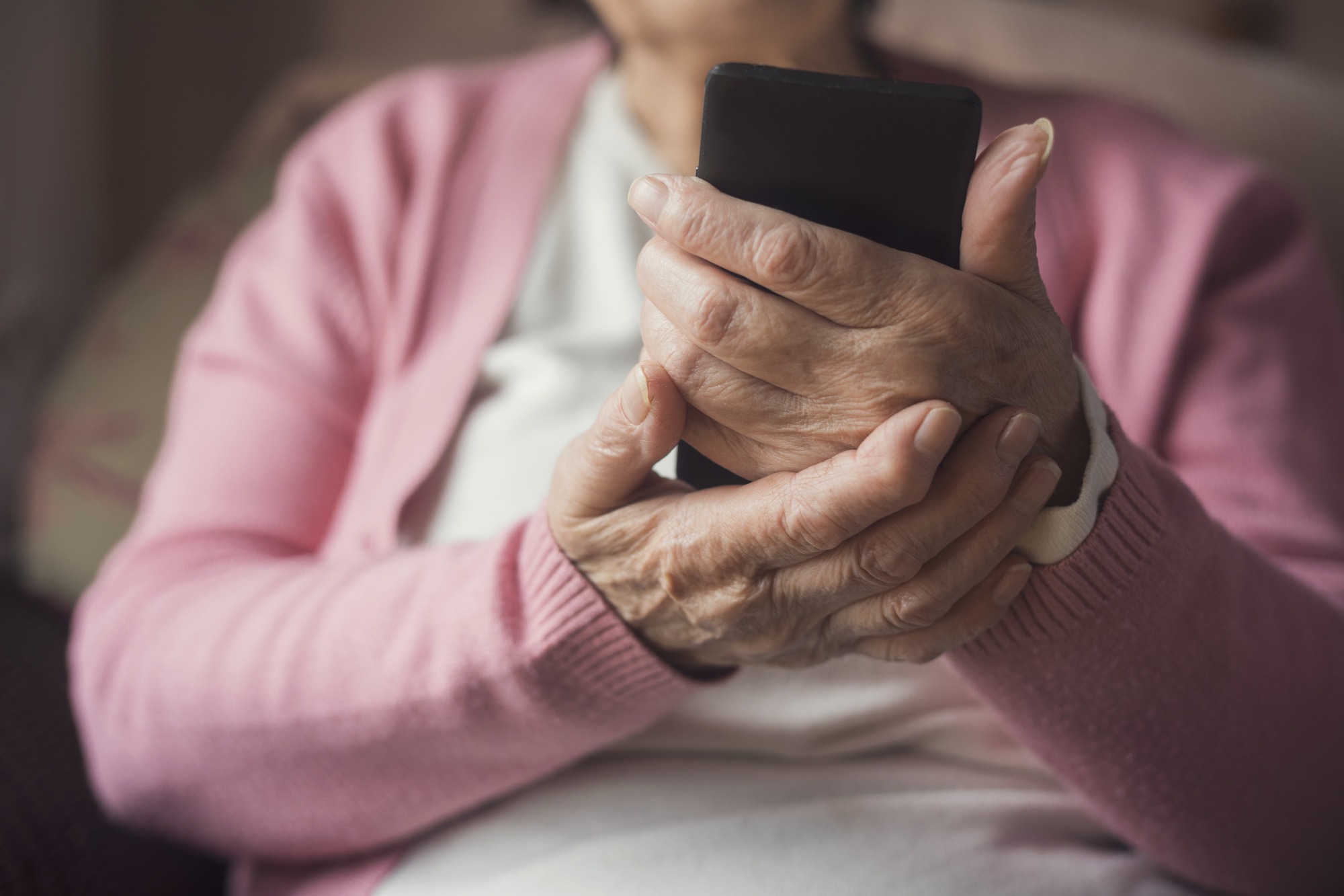The so-called ore-ore (it's me, it's me) scam refers to the swindling of mostly elderly people by perpetrators who impersonate their relatives over the phone and ask for money transfers.   GETTY IMAGES