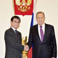 Russia refuses to rush Japan peace treaty in blow to Abe