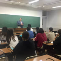 University in Osaka aims to hone hotel staff with <em>omotenashi</em> to serve Japan's foreign guests