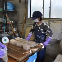 With charm and color, Japanese farmer works to bring <I>konnyaku</I> to the world