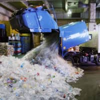 Japan's plastic waste shipments fall 30% after China import ban; experts urge action to curb usage