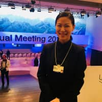 Tokushima woman on zero-waste quest gets an audience with Davos