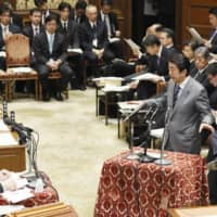 Demand for 'comfort women' apology by Emperor angered many in Japan, Abe says, as U.S. seeks calm