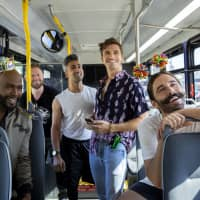 Eye on Japan: The Fab Five from 'Queer Eye' recently descended on Japan to film a series of special episodes. | CHRISTOPHER SMITH/NETFLIX