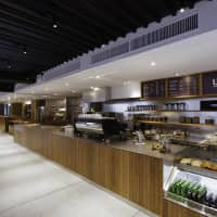24/7 coffee: Unir Specialty Coffee's Akasaka location is on the first floor of the Innsomnia hotel and serves free coffee to the hotel's guests. | COURTESY OF INNSOMNIA