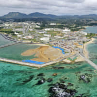 Vote highlights problems with Henoko plan