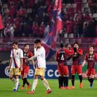 Antlers easily down Jets as Sanfrecce need penalties to beat Chiangrai