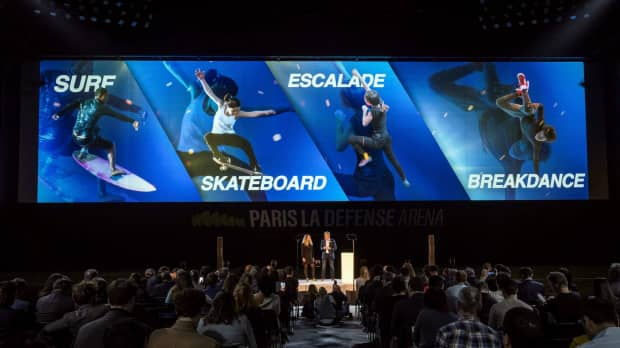 Paris 2024 proposes breakdancing competition, gives cold shoulder to baseball and karate