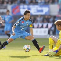 Frontale, Tokyo battle to draw
