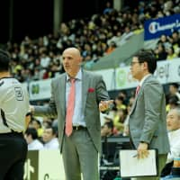 Akita struggling in step up to first division