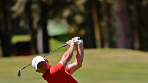 McIlroy opens with 63 as Tiger struggles in Mexico