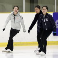 Ayaka Hosoda content with triple axel achievement, but hopes to skate on