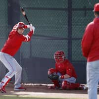 Shohei Ohtani progressing toward DH comeback
