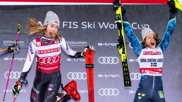 Tired Mikaela Shiffrin takes break from World Cup stage