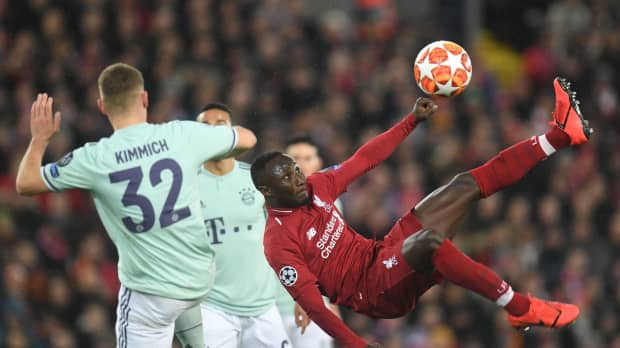 Liverpool, Bayern draw in first leg of Champions League matchup
