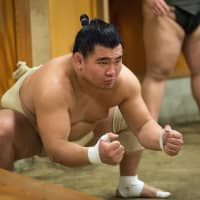 Terutsuyoshi adds flair to makuuchi division