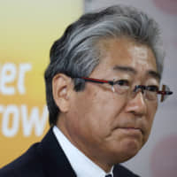 Calls mounting for JOC chief Takeda to resign amid bribery scandal