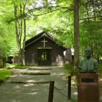 Karuizawa Shaw Memorial Church. | KARUIZAWA TOURIST ASSOCIATION