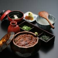 Hitsumabushi (grilled eel and rice) is one of the Nagoya's famous delicacies. | AICHI PREFECTURE