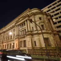 Economists are unanimous in forecasting that Bank of Japan Gov. Haruhiko Kuroda and his policy board will maintain the current monetary settings at their two-day meeting from Thursday. | BLOOMBERG