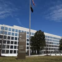 The Federal Aviation Administration building is seen at 600 Independence Avenue in Washington on March 13. Boeing said Monday that the flight stabilization system under scrutiny following two deadly 737 MAX plane crashes, met all U.S. regulations. 'The 737 MAX was certified in accordance with the identical Federal Aviation Administration requirements and processes that have governed certification of all previous new airplanes and derivatives,' Boeing said Monday. | AFP-JIJI